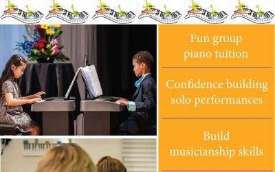 Pianorama Primary Music