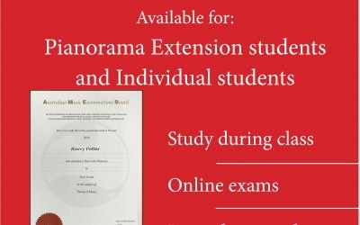 Pianorama Extension