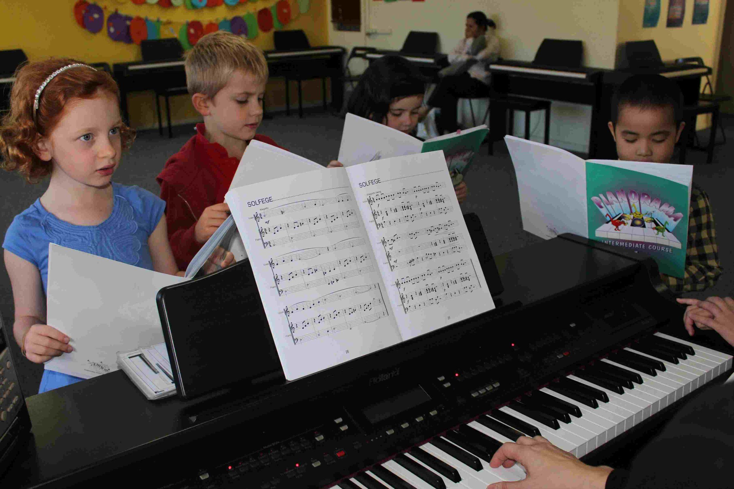 Pianorama Intermediate